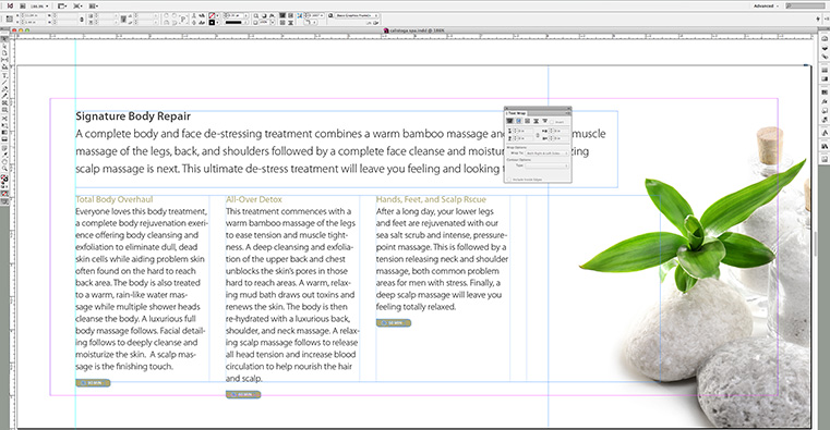 InDesign Training Vancouver