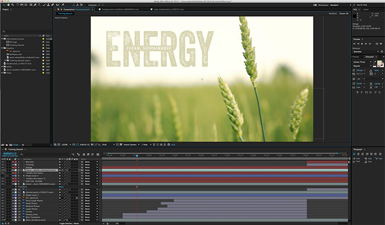 After Effects Training Vancouver